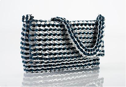 açma halkasından çanta