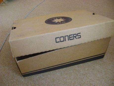 Kutu olarak kullanacağım ayakkabı kutusu.