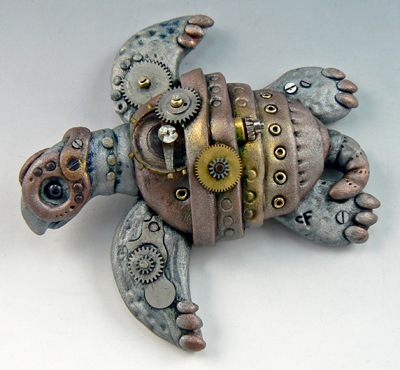 Christi Friesen - Steampunk