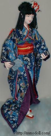 Kimono Bebek