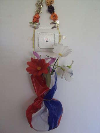 deniz topuna çiçek :)