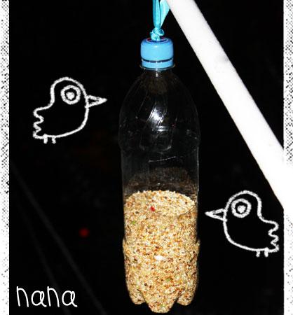 kuş yemliği