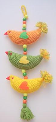 Bereket Kuşlarım :)