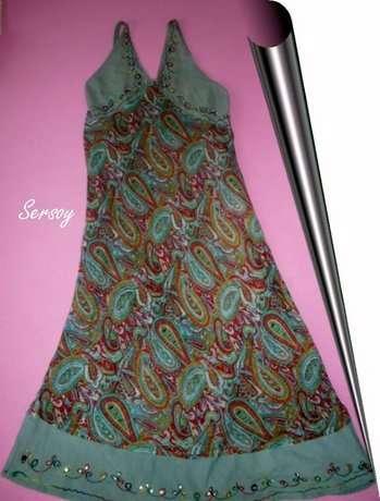 yazmadan elbise