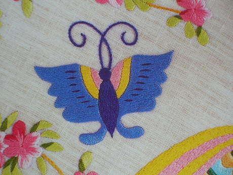 ikinci kelebek örneği