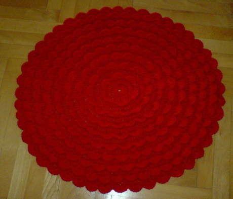 kırmızı paspas