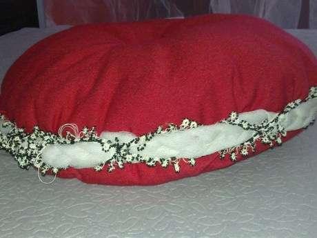 yastık nasıl dikilir
