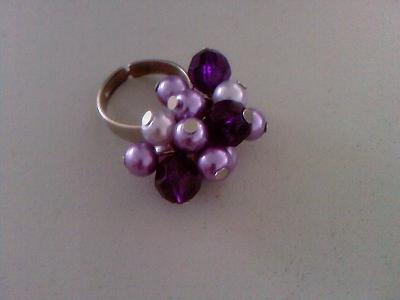 mor inci yüzüğüm