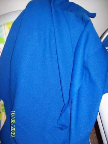 mavi kumaş