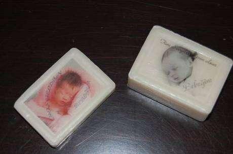 resimli bebek sabunu