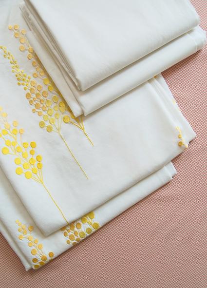 fabric curtain