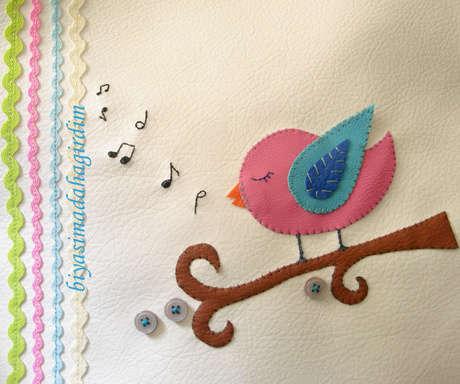 mini mini bir kuş ;)