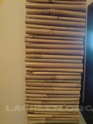 Bambudan ayna yapimi
