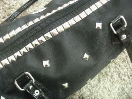 zımbalı çanta yenileme