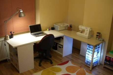 yeni çalışma odası