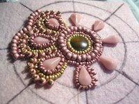 pembe çiçek takı2