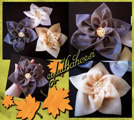 kolay çiçek yapımı