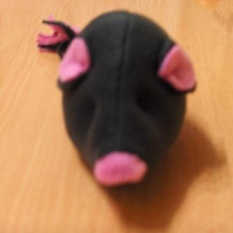 Mouse/önden görünüm