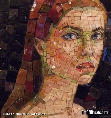 mosaic tablo