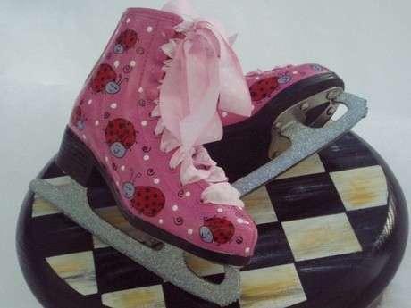 buz pateni ayakkabıları