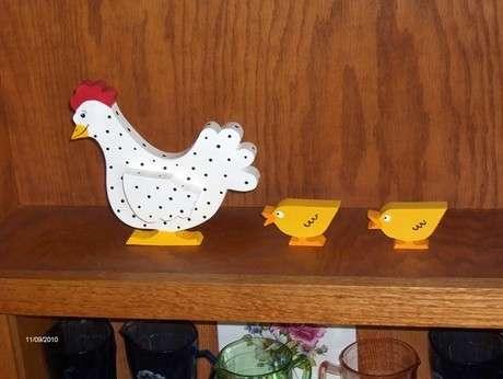 süs tavuklar