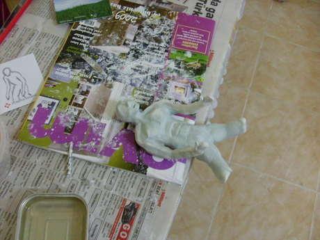 son heykel denemem (yapım aşamasında...)