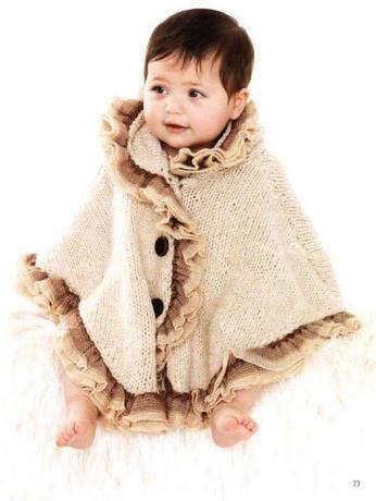 bebek pelerini