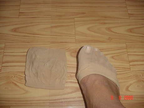 burun çorabı