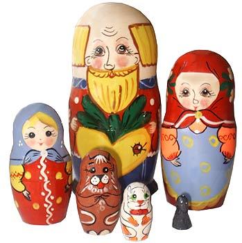 Matruşka ailesi