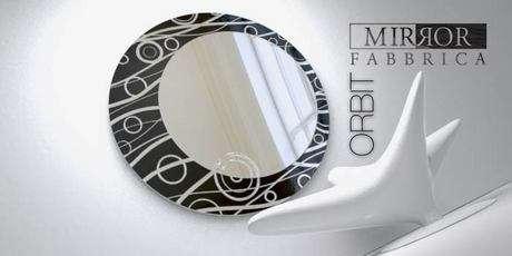 Orbit Dekoratif Ayna