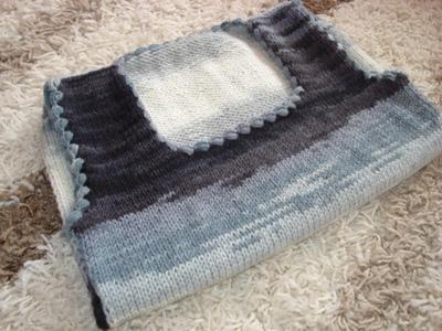 Alize Batik Design'la Süveter