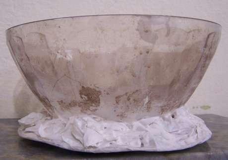 Tabanın tabağa yapıştırılmış hali