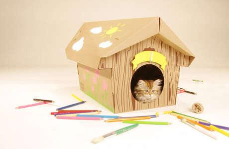 sarmanın kutu evi