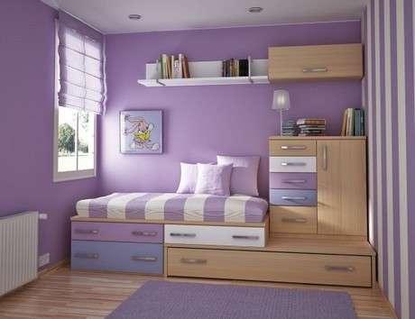 genç yatak odası tasarımları