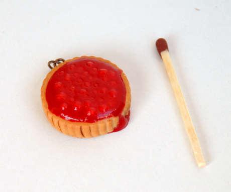 minyatur cheesecake