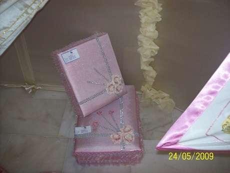 bunlar çizme kutularının süslenmiş halleri