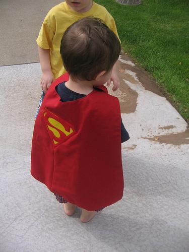 küçük superman