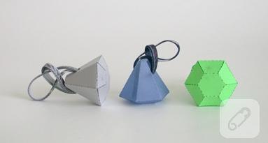yüzük yapımı katlamalı yüzük modelleri