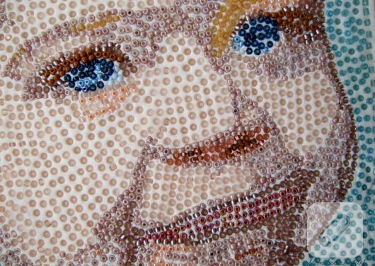 boncuk-isleme-bebek-portre