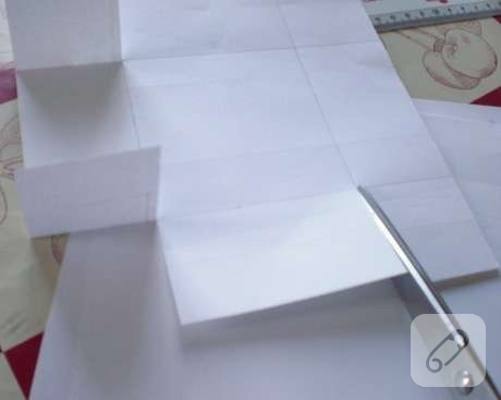 hediye kutu yapımı