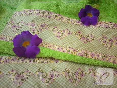 kırkyama havlu kenarı