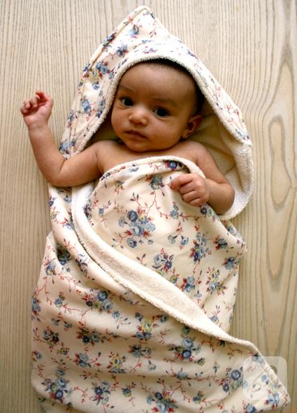 bebek havlusu