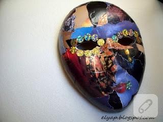 seramik maske