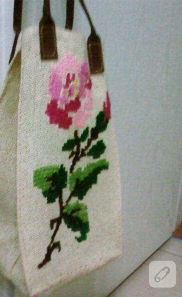 kanaviçe çanta modelleri