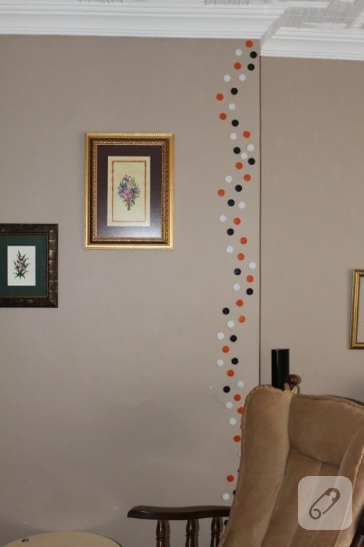 yaratıcı ev dekorasyon fikirleri