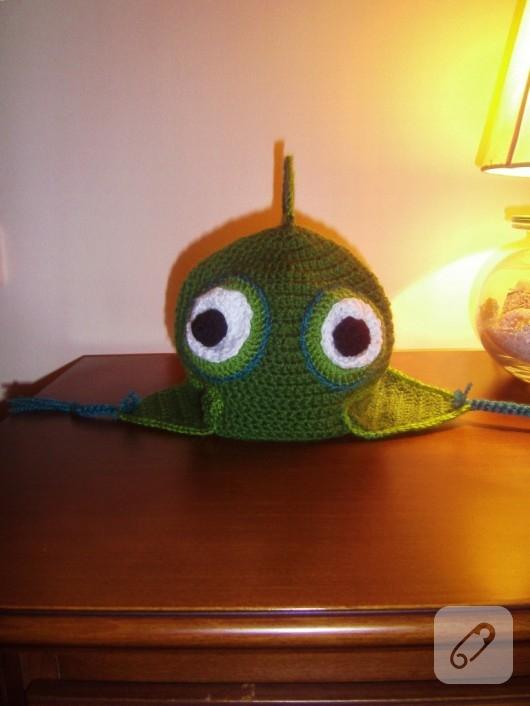 örgü şapka