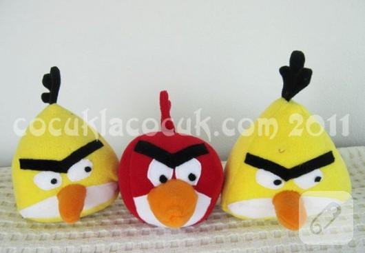 Angry Birds oyuncakları