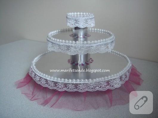 Cupcake Standı