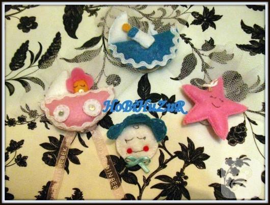 Bebek Şekeri Modelleri