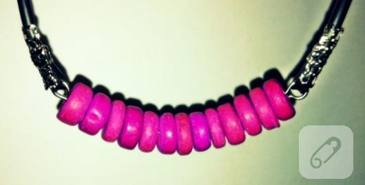 el yapımı kolye modelleri
